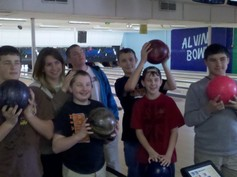 Bowling/Rush Party Photos